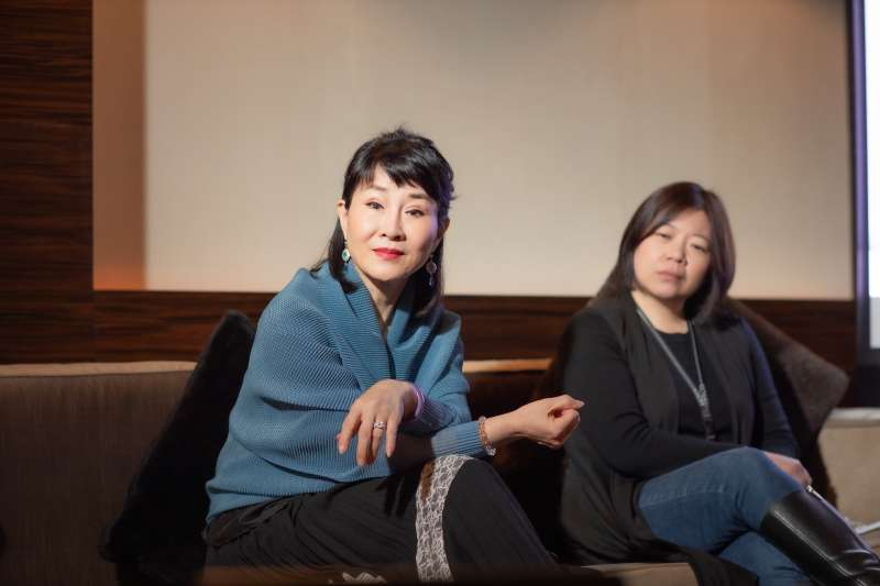 台灣國際藝術節( TIFA)年度大作《千年舞臺,我卻沒怎麼活過》,由京劇梅派傳人魏海敏領銜。(兩廳院提供)