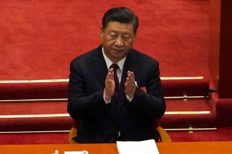 習近平思想的重要核心,一種以傳統中國帝王思想輔以科技威權主義的「新中華帝國主義」。(美聯社)