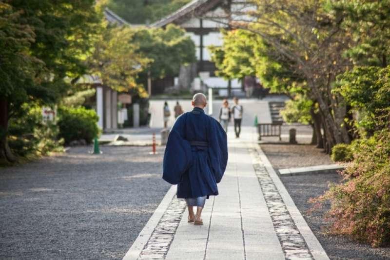 唐朝的和尚是個人人稱羨的職業!(圖/取自photoAC)
