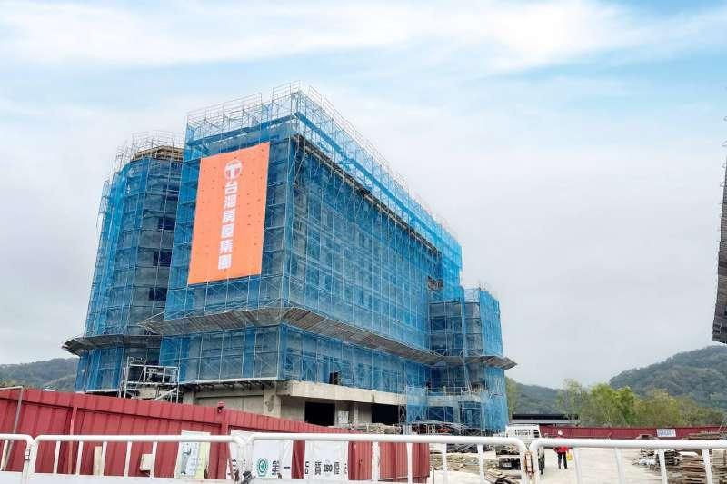 台灣房屋集團建高端養生渡假飯店,盼為台灣打造一個長壽的生活環境。(圖/台灣房屋提供)