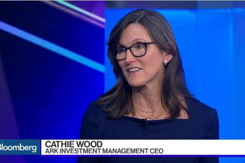 方舟投資管理執行長 Cathie Wood(圖片來源:ARK Invest 推特)
