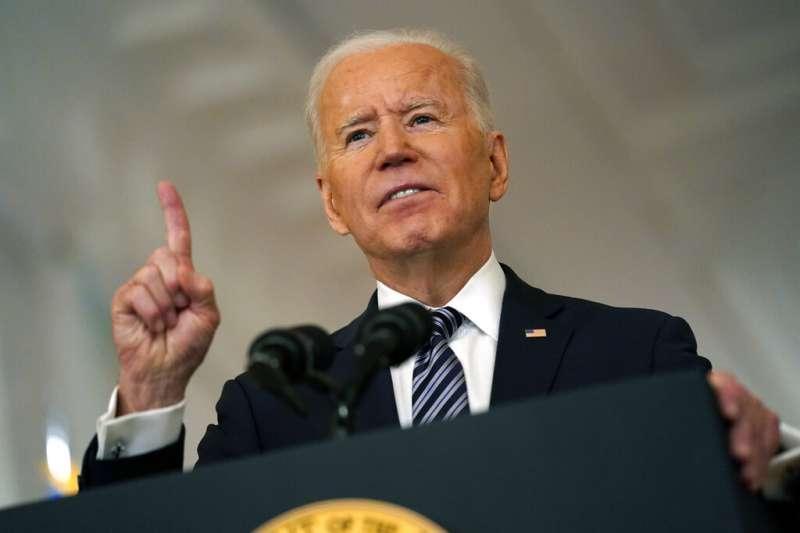 美國總統拜登主導的1.9兆美元抗疫救濟法案得到國會同意。紓困(美聯社)
