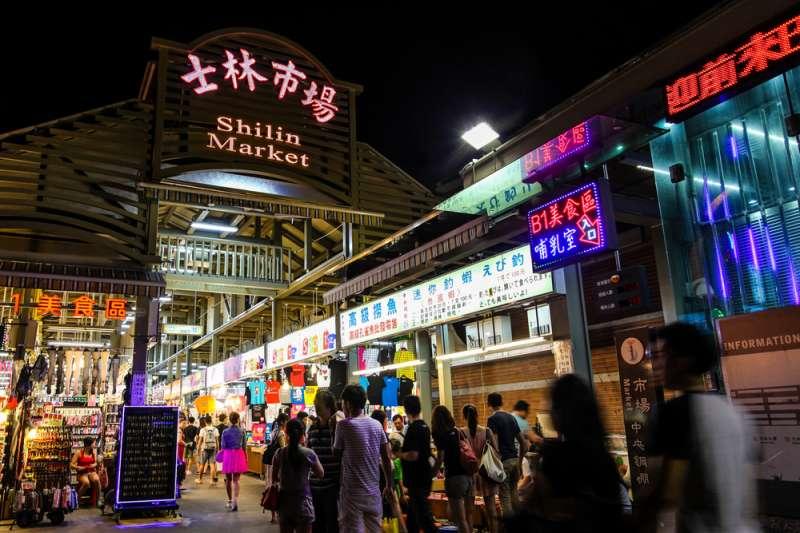 士林夜市慘況曝光!台北市市場處長陳庭輝分析兩點,道出士林夜市沒落的真正原因。(圖/取自交通部觀光局)