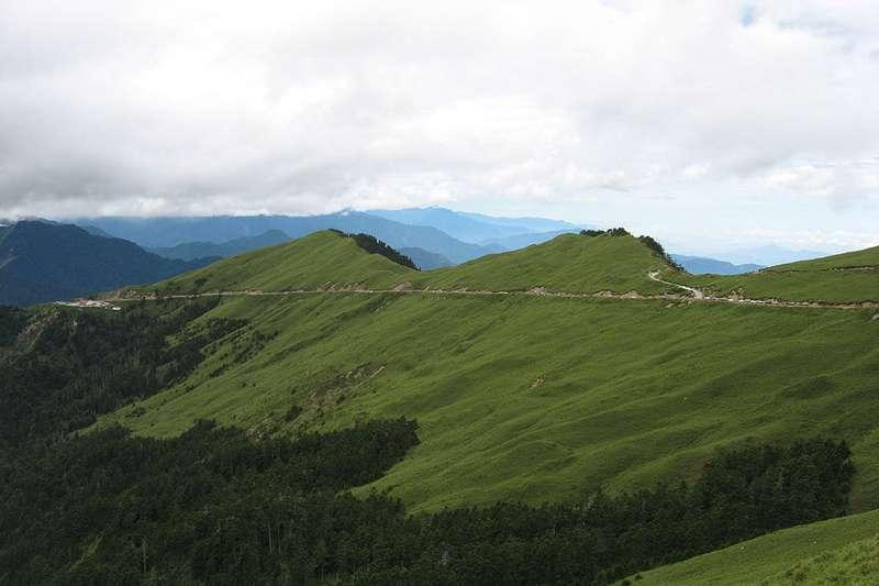 1913年,合歡山曾經發生一場嚴重的山難,導致89名漢人不幸死亡。(圖/維基百科)