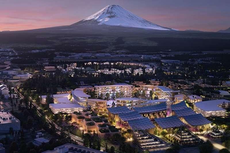 豐田將此城市命名為Woven City(編織之城),向企業最初的起點-紡織機致敬。(圖片來源/Woven City臉書專頁)