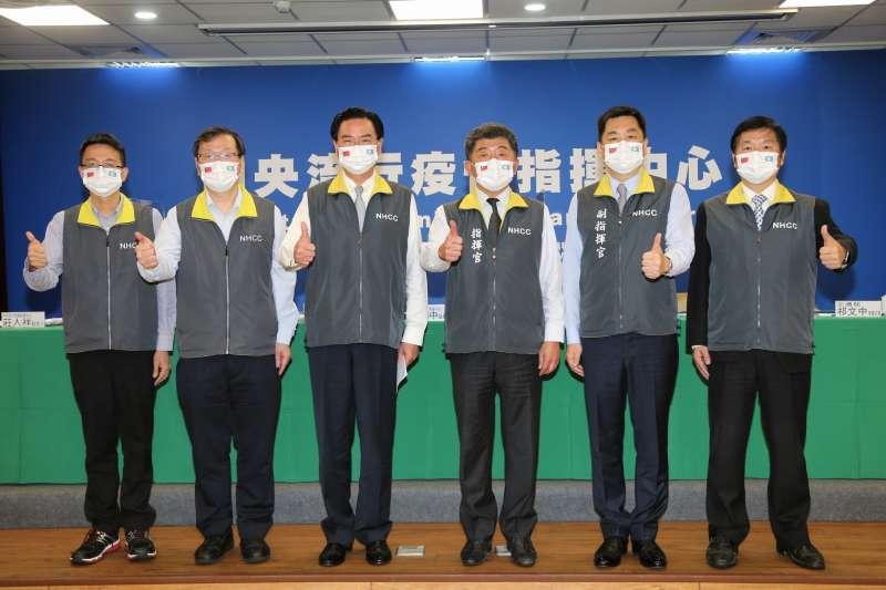 中央流行疫情指揮中心17日宣布,台帛旅遊泡泡正式啟動。(資料照,指揮中心提供)