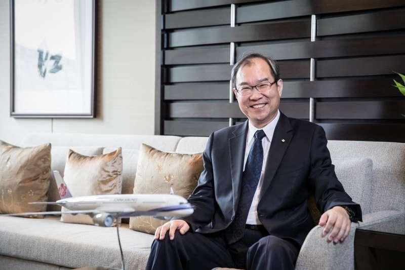 華航18日召開董事會,通過由現任資深副總經理高星潢出任華航總經理。(華航提供)