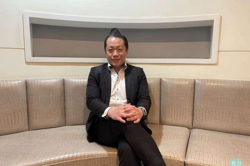 林剛羽在2000年成立天唯企管顧問工作室,為台極少數的餐飲展店顧問。(圖/取自食力foodNEXT)