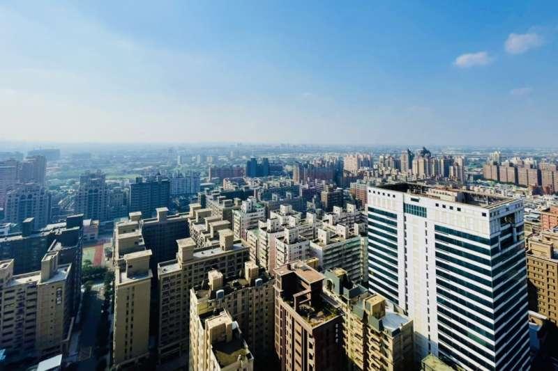 桃園為全台最年經四大城市中,人口成長與房價漲幅的雙冠王