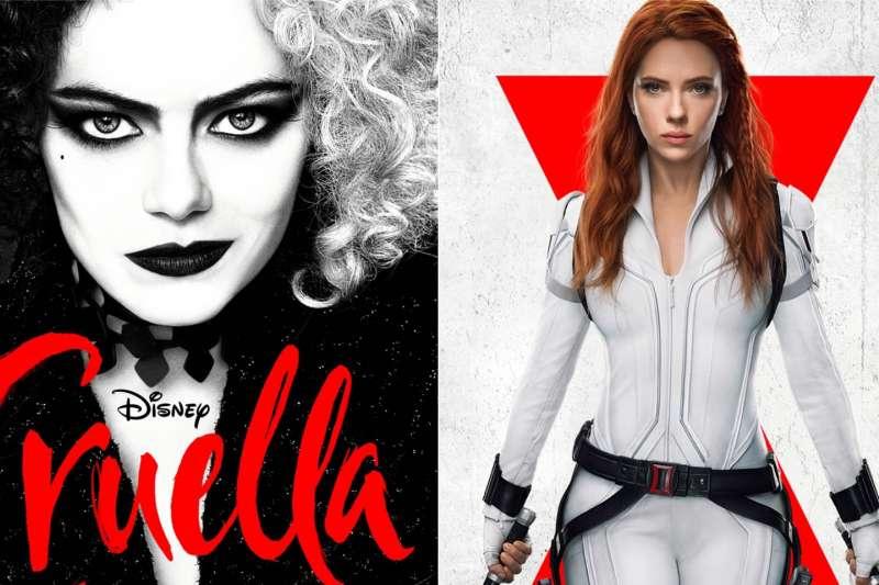 迪士尼宣布旗下8部電影最新上映計畫,其中《黑寡婦》將延至7月9日上映,並同步登上串流媒體Disney+。(截自迪士尼影業Twitter)