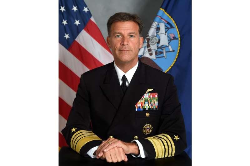 美國印太司令提名人阿奎利諾(John Aquilino)。(維基百科公有領域)