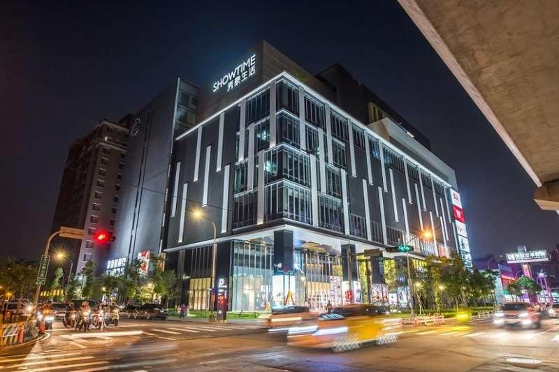 從新南屯特區可快速抵達八期文心秀泰廣場。(圖/富比士地產王提供)