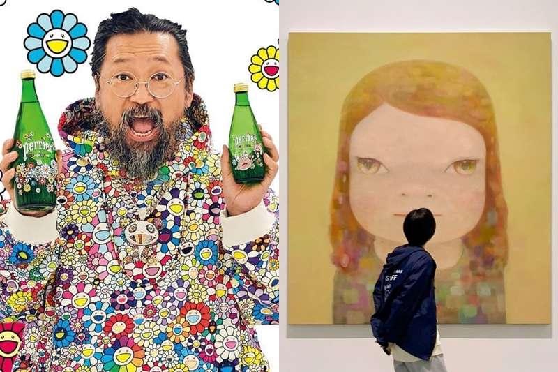 除了奈良美智,日本還有許多很優秀的當代藝術家!(圖/網路溫度計提供)