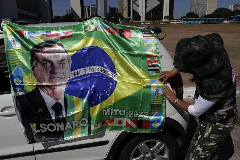 中央流行疫情指揮中心將巴西列為檢疫「重點高風險國家」。(資料照,美聯社)