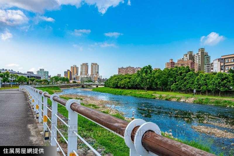 福鄉機構預計推出重量級大案「福鄉心匯」於桃園青溪特區。(圖片來源/住展雜誌提供)