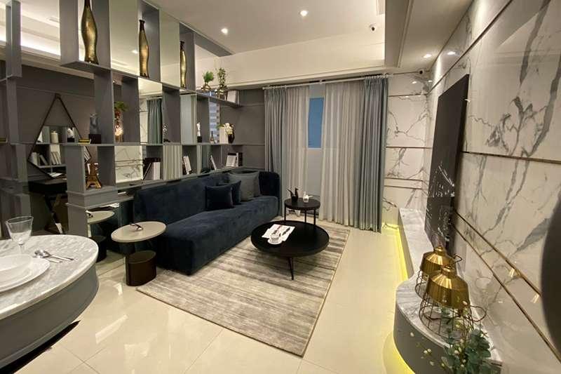 29坪3房樣品屋,其中一行可變成+1空間,彈性運用。(圖/富比士地產王提供)