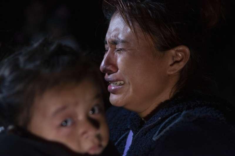 中美洲友邦瓜地馬拉面臨糧食危機,大批非法移民湧向美國與墨西哥邊界,其中許多是未成年的兒童或青少年。(AP)