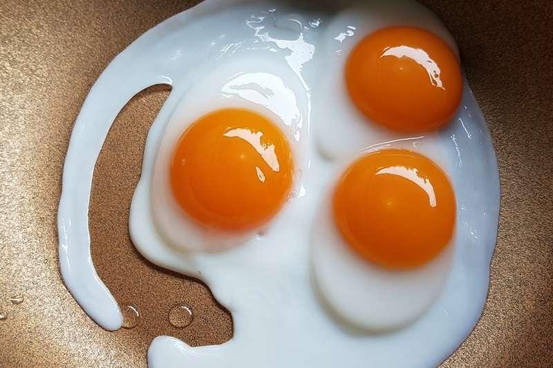 雞蛋一天不能吃超過一顆?營養師公布正解。(圖/取自pixabay)