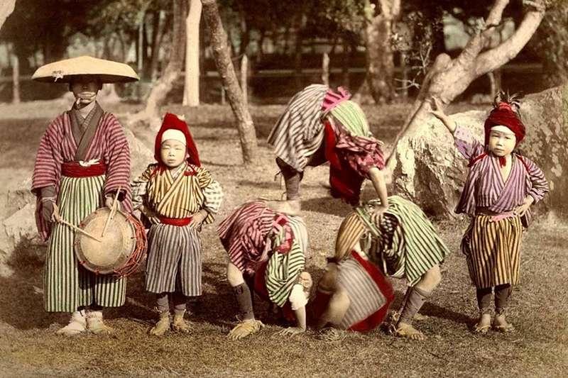 日本島上最早的居民怎麼誕生的?(圖/取自flickr)
