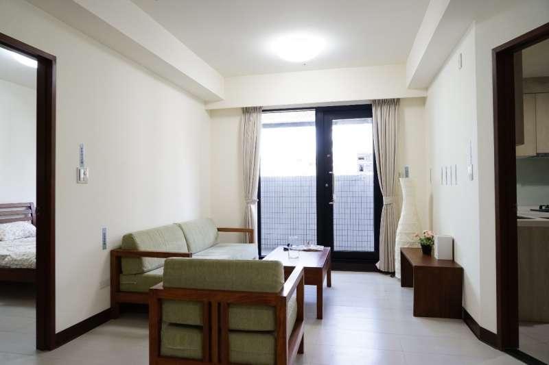 台北市內湖區瑞光社會住宅將在8日開放申請,消息一出引發討論。(資料照,台北市政府提供)