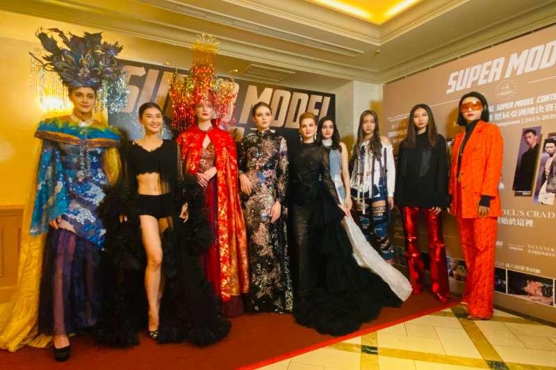 2021第九屆國際超模大賽在盛大開賽 法國人驚呼:在台灣真好!(圖/主辦單位提供)