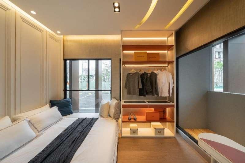 「永翠漾」採2~3房的精緻定位,坪數17~30坪,符合首購族、小家庭的購屋預算與需求。(圖/富比士地產王)