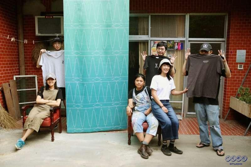 Harumaki Studio春捲工作室,是由國立臺南藝術大學造形藝術所畢業的創作者們組成的團隊。(圖/新北市文化局提供)