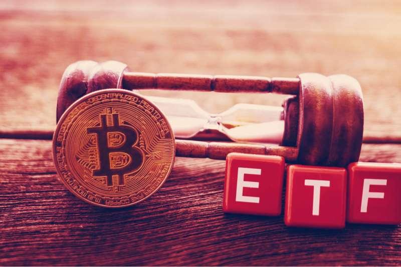 灰度比特幣信託基金(GBTC)是全球擁有最多比特幣的組織,該公司於本月5日宣布,承諾將GBTC轉換成ETF。(李可人提供)