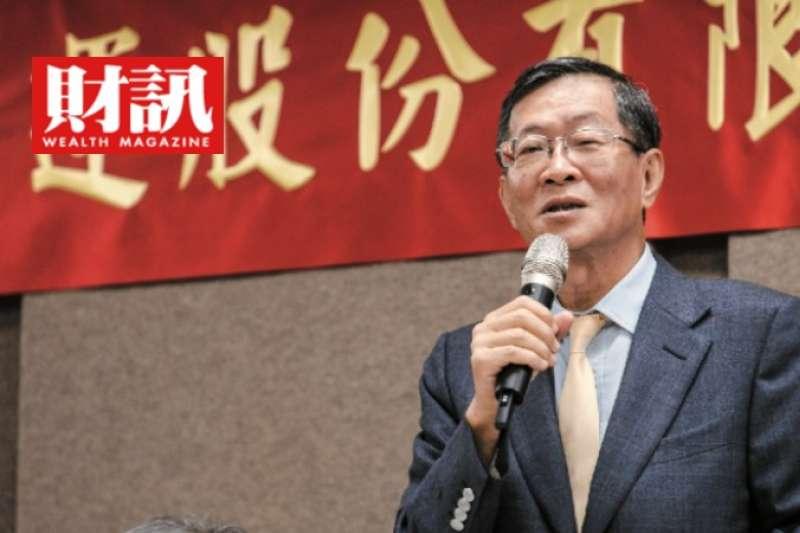 慧洋-KY董事長藍俊昇日前釋出樂觀展望。(財訊提供)