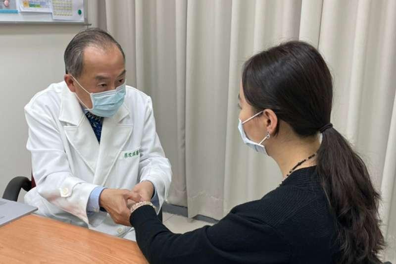 蔡世滋醫師提醒類風濕性關節炎患者,關節一旦被破壞往往難以復原,千萬不要延誤黃金治療時機或放棄治療。