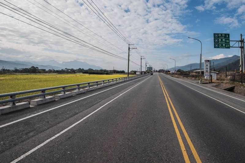 台9線將進行花東景觀大道計畫,提升交通便捷性。(取自公路總局臉書專頁)