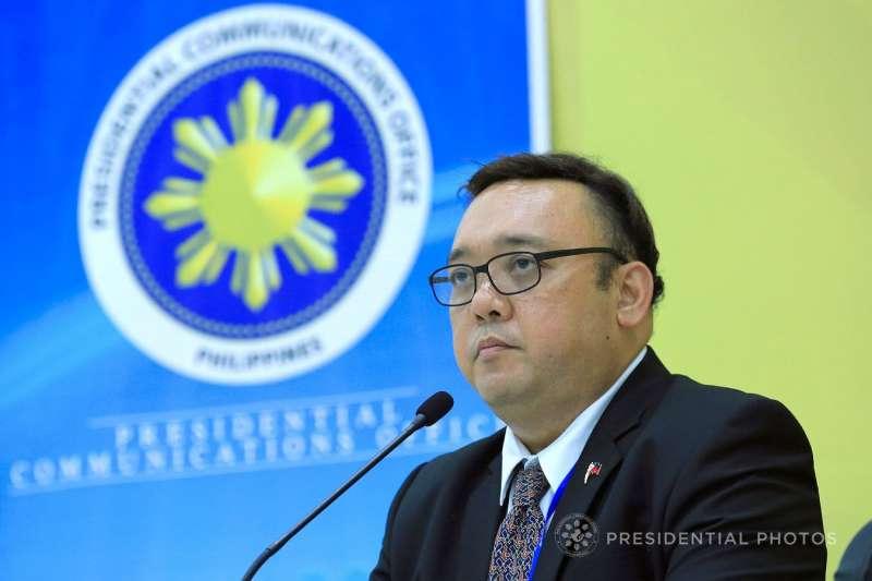 菲律賓總統發言人羅奎。(維基百科公有領域)
