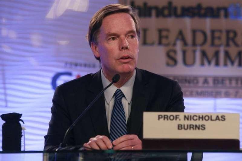 伯恩斯(Nicholas Burns),美國新任駐華大使候選人(DW)