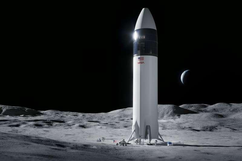 美國NASA「阿提米絲」(Artemis)計劃(NASA)