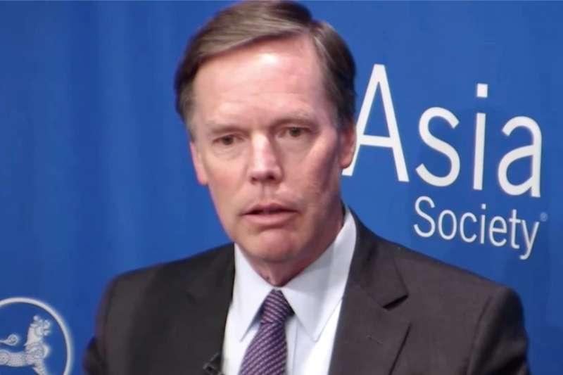 新任美國駐中國大使熱門人選伯恩斯(Nicholas Burns)(VOA)