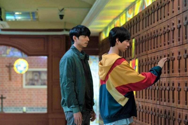 《永生戰》(Seobok)劇情探討人類生存議題。(圖/取自少女心文室)