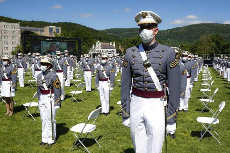 西點是美國歷史最悠久的軍校之一。(美聯社)