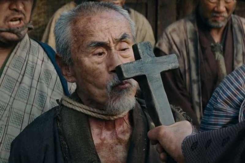 日本曾禁止傳教士傳教,並將他們驅逐出境。(圖/取自imdb官網)
