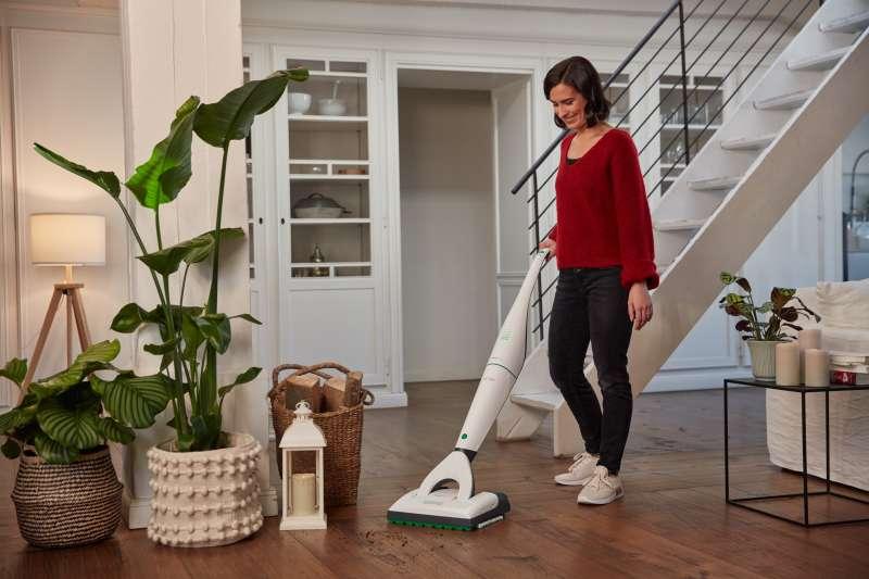 德國百年家電品牌福維克「VB100無線清潔系統」新登場,三大產品亮點,完美助攻居家整潔。(圖/布爾喬亞公關提供)
