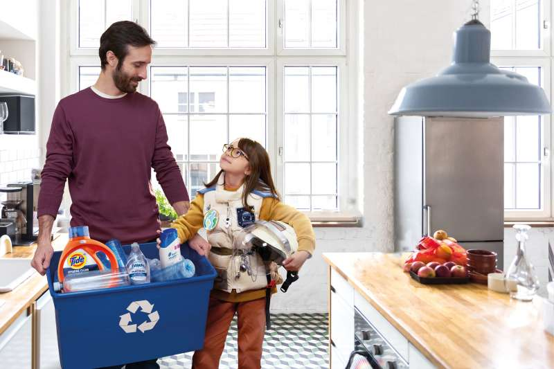 P&G寶僑家品於全球開展It's Our Home計畫,攜手並鼓勵消費者一起實踐「負責任的消費與生產」