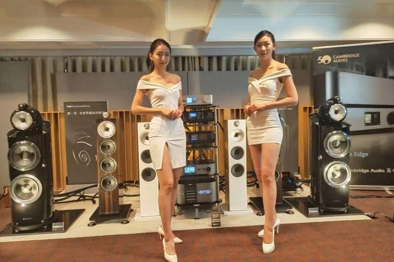 「高雄國際HI-END音響大展」,於國賓大飯店盛大展出。(圖/高雄市政府提供)