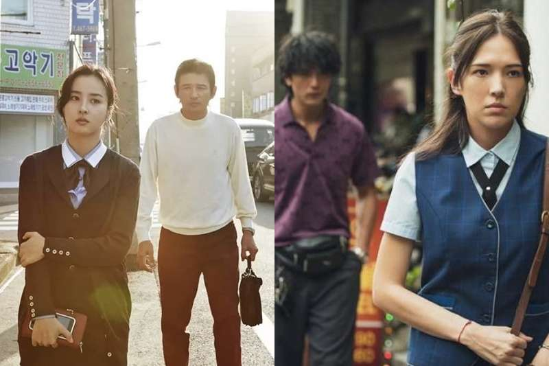 大熱國片《當男人戀愛時》其實是改編自韓國電影《不標準情人》。(圖/取自IMDb、當男人戀愛時臉書專頁)