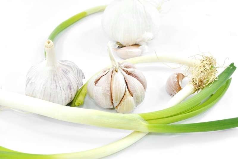 薑、蔥、大蒜、辣椒等食材應該怎麼保存呢?(圖/取自pixnio)