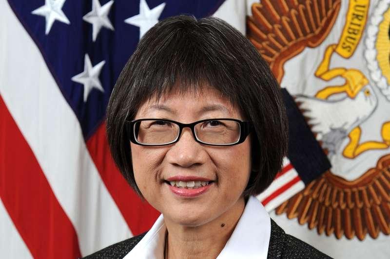 2021年4月,美國台裔科學家徐若冰(Heidi Shyu)獲拜登提名出任國防部次長。(UCLA)