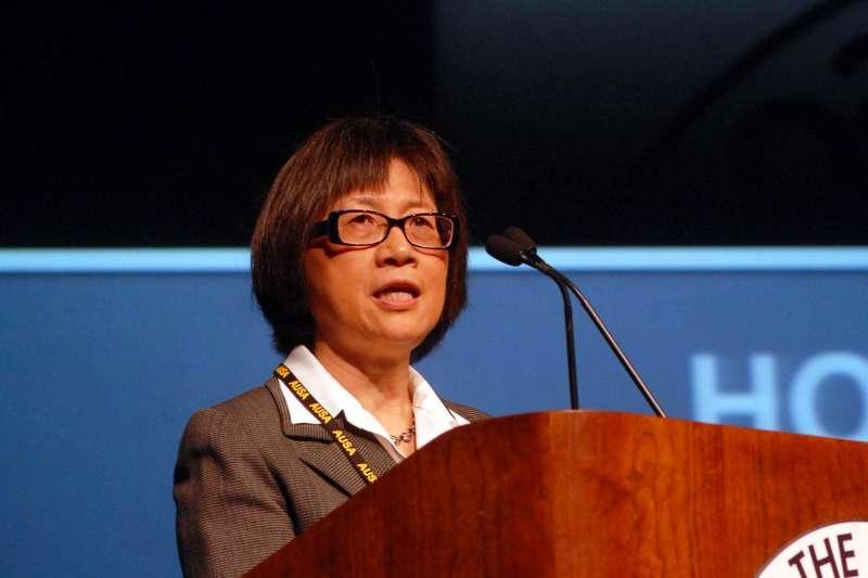 2021年4月,美國台裔科學家徐若冰(Heidi Shyu)獲拜登提名出任國防部次長。(U.S. Army)