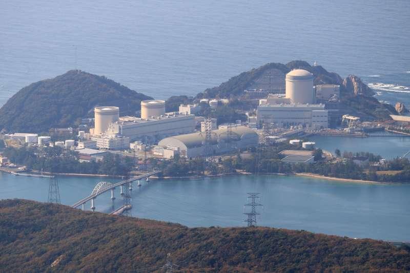 美濱核電廠。(Alpsdake@Wikipedia/CC BY-SA 4.0)