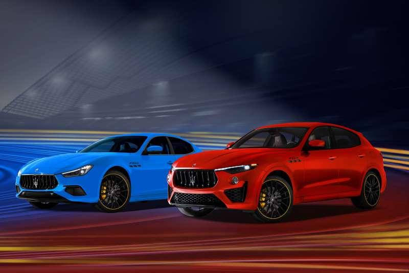 Maserati全球發表F Tributo特仕版,紀念這段輝煌歷史,向極速傳奇致敬。(圖/Maserati)