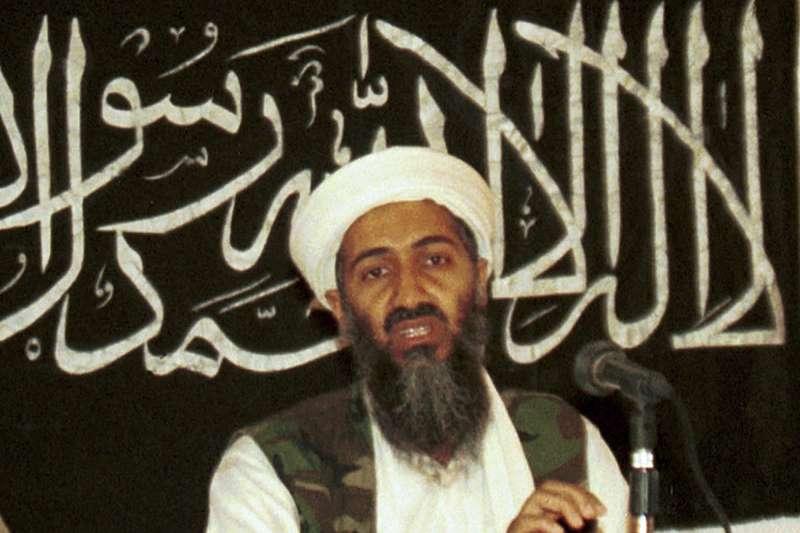 2011年5月遭美軍獵殺的賓拉登(Osama bin Laden)(AP)