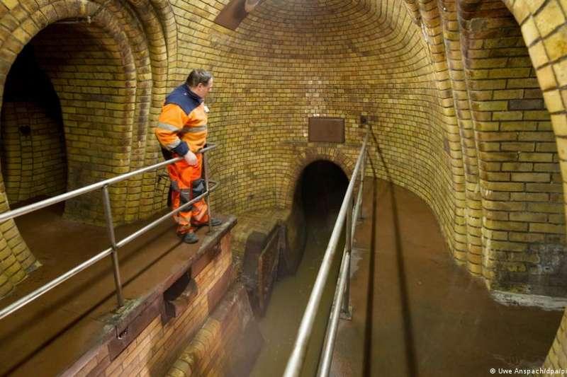 歐盟建議成員國通過監測廢水遏制新冠疫情發展(DW)