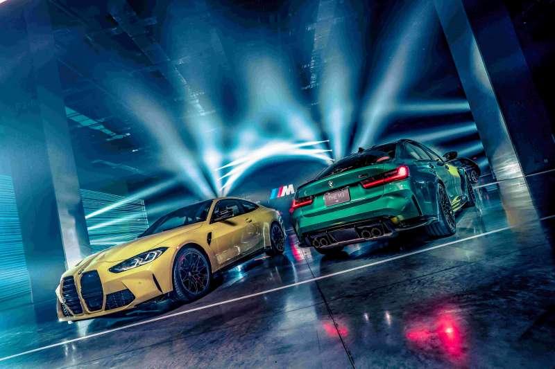 全新BMW M3 and M4 Competition 無所畏懼 狂傲上市